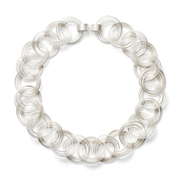 HAMON necklace silver