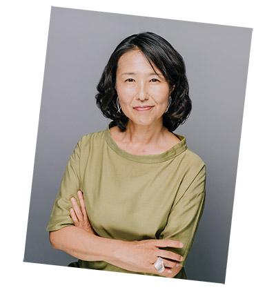 Kazuko Nishibayashi Portrait