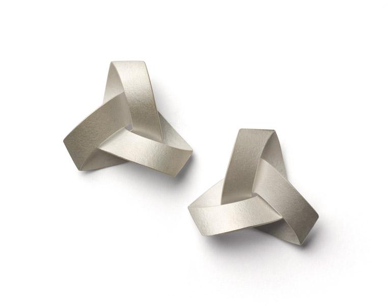 """musubi """"KUMI"""" earrings silver"""